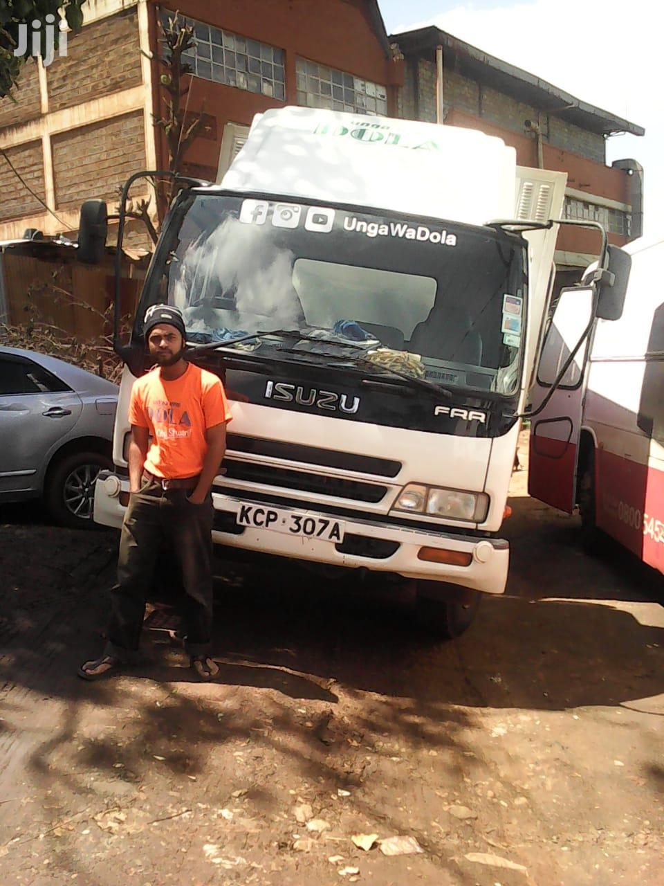 I Am Looking For A Job As A Driver