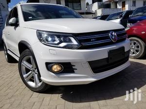 Volkswagen Tiguan 2016 R-Line AWD 4MOTION White | Cars for sale in Mombasa, Mvita
