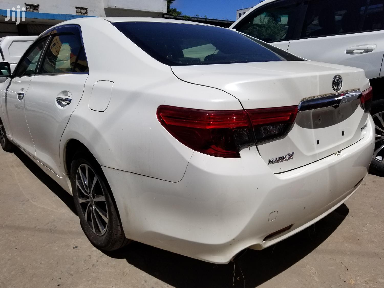 Toyota Mark X 2014 White   Cars for sale in Mvita, Mombasa, Kenya