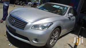 Nissan Fuga 2014 Silver   Cars for sale in Mombasa, Mvita