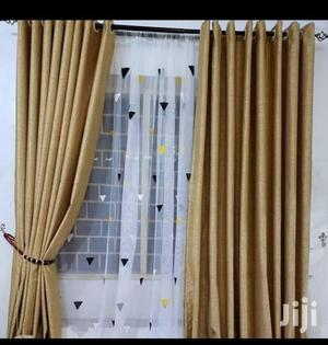 Gold And Brown Curtains | Home Accessories for sale in Nairobi, Nairobi Central