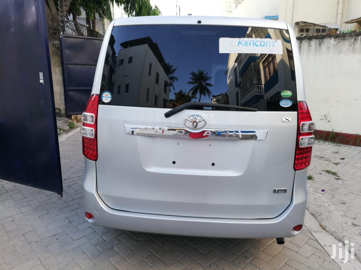New Toyota Noah 2012 Silver   Cars for sale in Mvita, Mombasa, Kenya