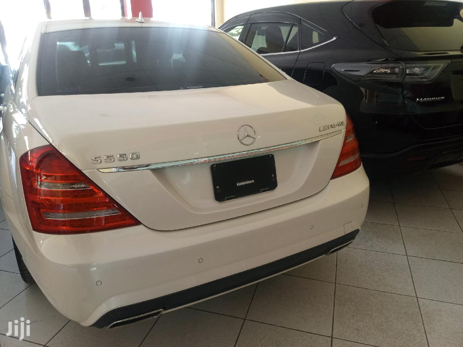 Archive: Mercedes-Benz S Class 2013 White