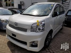 Toyota Voxy 2017 White | Cars for sale in Mombasa, Mvita