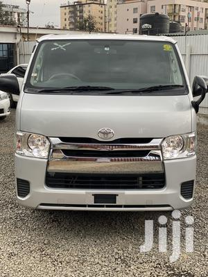 Toyota Hiace 2014 Silver | Buses & Microbuses for sale in Nairobi, Kilimani