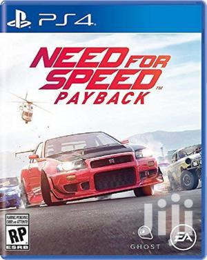 Need For Speed Payback - Playstation 4   Video Games for sale in Nairobi, Nairobi Central