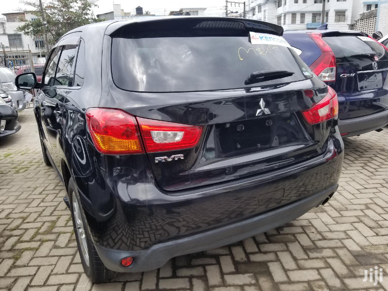 Mitsubishi RVR 2017 Black   Cars for sale in Mvita, Mombasa, Kenya
