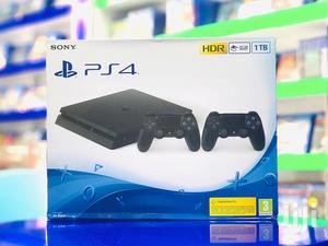 PS4 Slim 1TB Console With 2 Genuine Controllers- New&Sealed | Video Game Consoles for sale in Nairobi, Nairobi Central