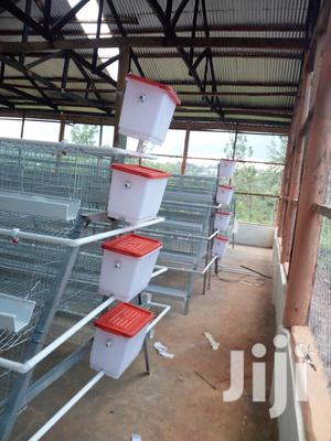 Poultry Chicken Cages Stock | Farm Machinery & Equipment for sale in Nairobi, Imara Daima