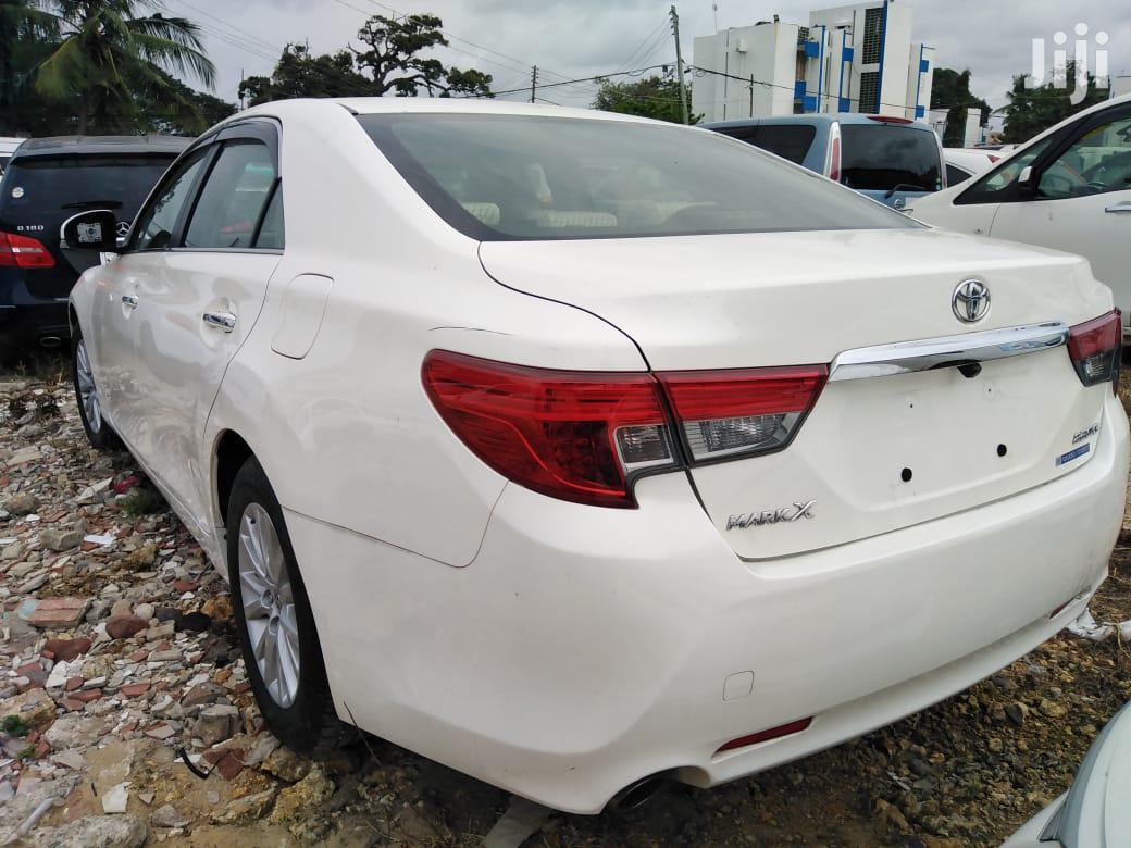 Toyota Mark X 2014 White | Cars for sale in Mvita, Mombasa, Kenya