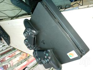 Ps4 Slim 500gb Used With Two Controllers | Video Game Consoles for sale in Nairobi, Nairobi Central