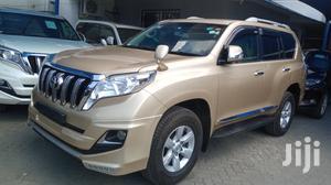 Toyota Land Cruiser Prado 2014 Gold | Cars for sale in Mombasa, Mvita