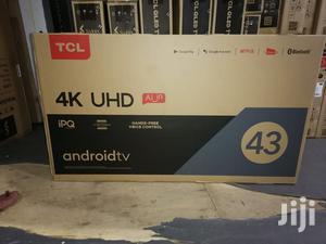 TCL 43inches Smart~P725 IPQ~4k Uhd Android~Frameless~BT | TV & DVD Equipment for sale in Nairobi, Nairobi Central