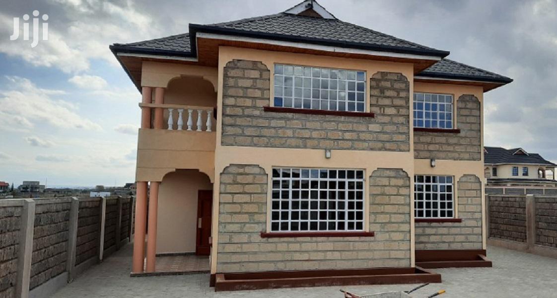 4bdrm Maisonette in Kitengela for Sale