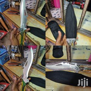 Tactical Camping Knife With Carrier Bag   Camping Gear for sale in Nairobi, Nairobi Central