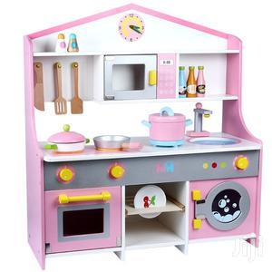 Wooden Kitchen Set   Toys for sale in Nairobi, Pangani