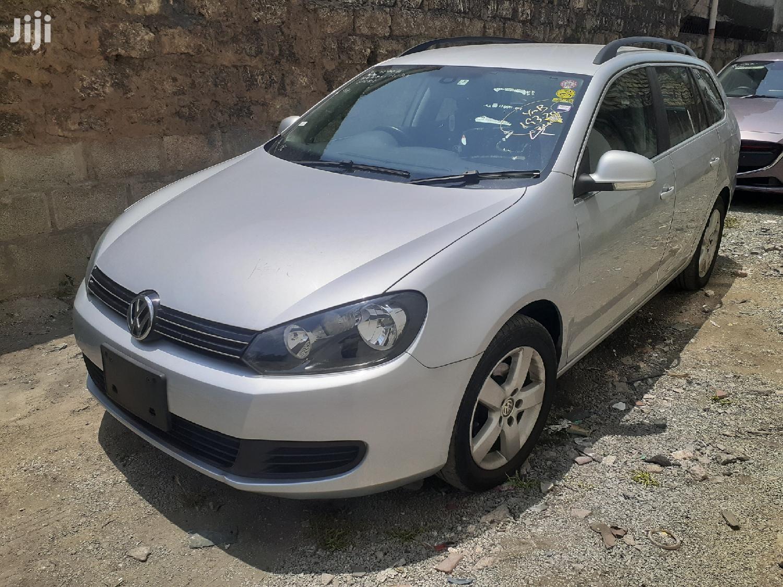 Archive: New Volkswagen Golf 2013 Gray