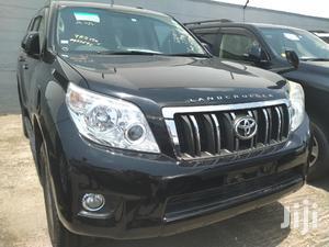 Toyota Land Cruiser Prado 2012 Black | Cars for sale in Mombasa, Tudor