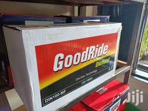 DIN 100 Batteries Available German Technology | Vehicle Parts & Accessories for sale in Nairobi, Runda