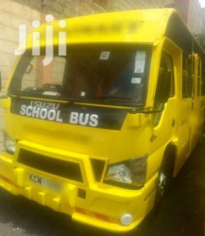 Isuzu Nqr School Bus 2019 Yellow For Sale | Buses & Microbuses for sale in Nairobi, Nairobi Central