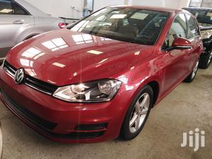Volkswagen Golf 2014 Red | Cars for sale in Mombasa, Mvita