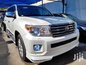 Toyota Land Cruiser 2013 White   Cars for sale in Mombasa, Mvita