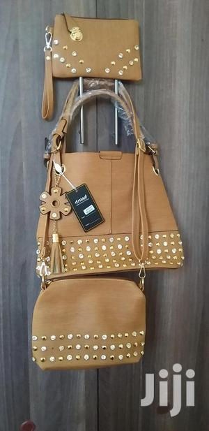 Quality Luxurious 3pcs Handbags | Bags for sale in Mombasa, Mvita