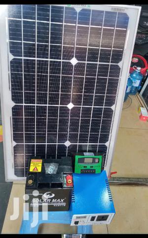 100watts Full Kit Solar Panel | Solar Energy for sale in Nairobi, Nairobi Central