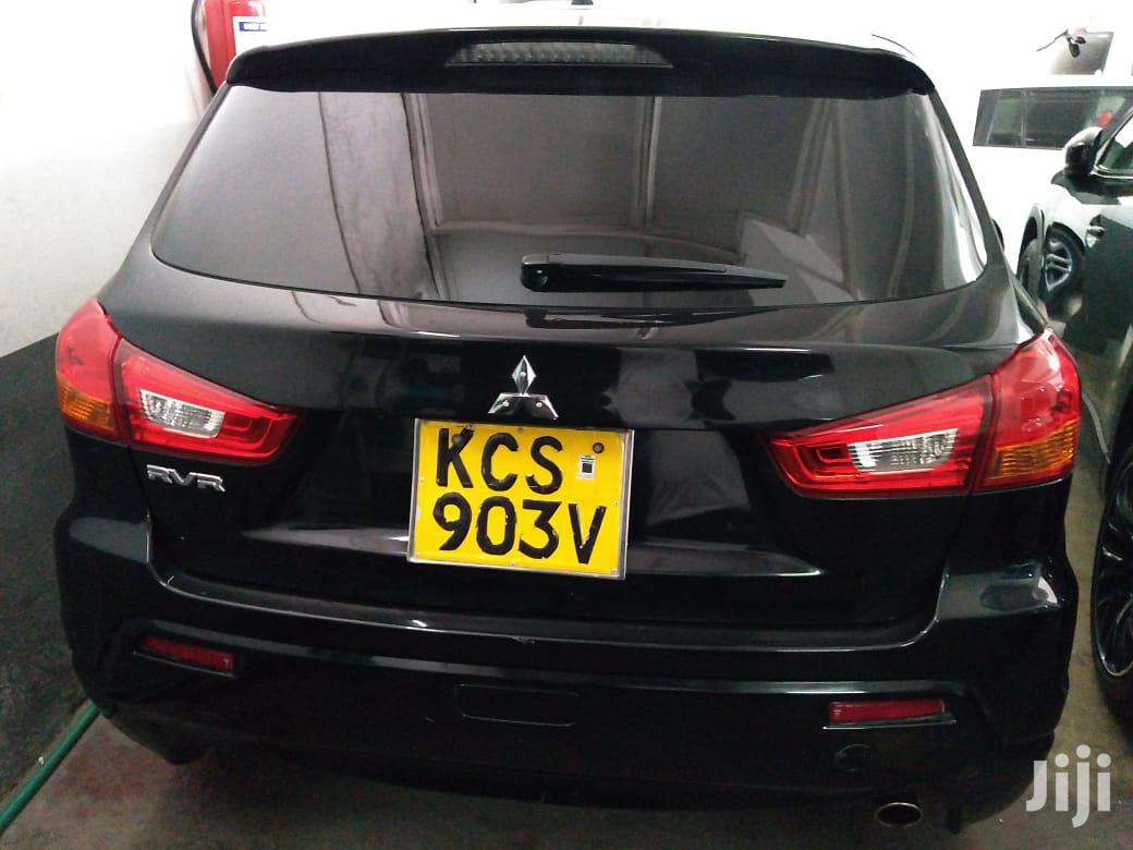 Archive: Mitsubishi RVR 2014 Black