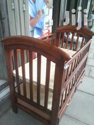 Wooden Baby Cot | Children's Furniture for sale in Nairobi, Nairobi Central