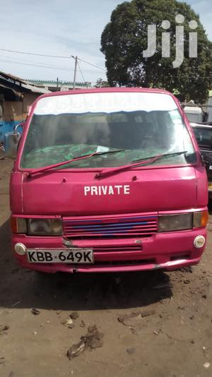 Nissan Urvan 1999 Red For Sale | Buses & Microbuses for sale in Mombasa, Kisauni