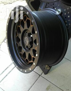 Hilux Sport Rim Size 17 Set   Vehicle Parts & Accessories for sale in Nairobi, Nairobi Central