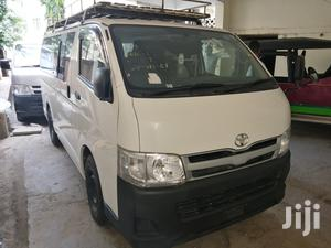 New Toyota HiAce 2013 White | Buses & Microbuses for sale in Mombasa, Tononoka