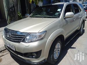 Toyota Fortuner 2006 3.0 D 4x4 Gold | Cars for sale in Mombasa, Mvita
