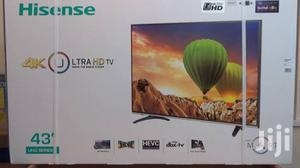 Hisense 43 Inch 4K UHD Smart LED TV Brand New and Sealed   TV & DVD Equipment for sale in Nairobi, Nairobi Central