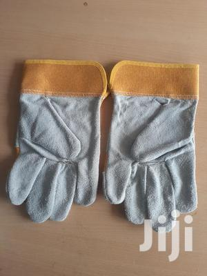 Orange Leather Gloves   Safetywear & Equipment for sale in Nairobi, Nairobi Central