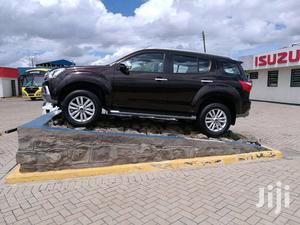 New Isuzu MU-X 2021 Brown | Cars for sale in Nairobi, Nairobi Central
