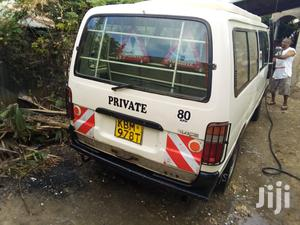 Toyota Shark 5L Engine 2008 White For Sale   Buses & Microbuses for sale in Mombasa, Kisauni