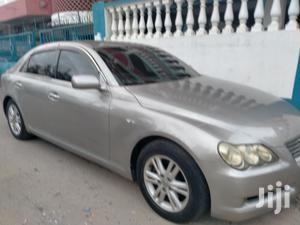 Toyota Mark X 2008 Gray   Cars for sale in Mombasa, Tudor