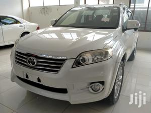 Toyota Vanguard 2013 White | Cars for sale in Mombasa, Tudor