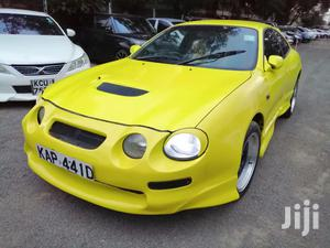 Toyota Celica 1996 2.0 Yellow   Cars for sale in Nakuru, Nakuru Town East
