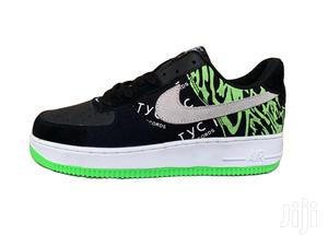 Nike Airforce One-black-white-green   Shoes for sale in Nairobi, Nairobi Central