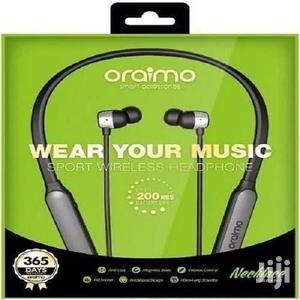 Oraimo Bluetooth Headset - Oeb-e54d | Headphones for sale in Nairobi, Nairobi Central