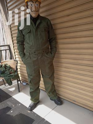 Jungle Orange Twill Material Overalls   Safetywear & Equipment for sale in Nairobi, Nairobi Central