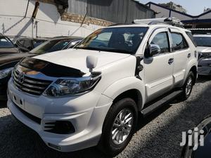 Toyota Fortuner 2013 White   Cars for sale in Mombasa, Mvita