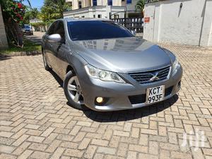 Toyota Mark X 2011 Gray | Cars for sale in Mombasa, Tudor