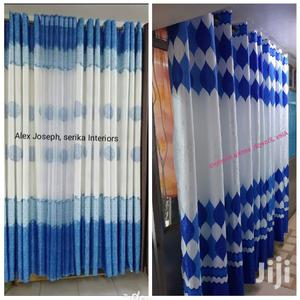 Blue Curtains | Home Accessories for sale in Nairobi, Nairobi Central