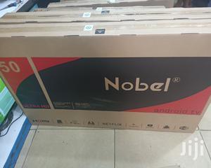 Nobel 50 Smart 4K Android UHD | TV & DVD Equipment for sale in Nairobi, Nairobi Central