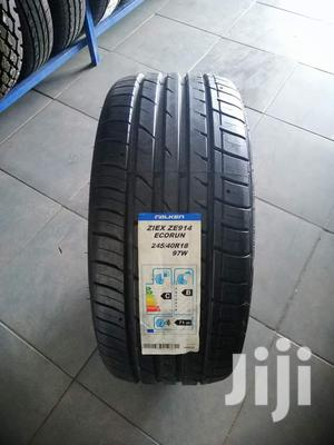 245/40 R18 Falken Tyre 97W | Vehicle Parts & Accessories for sale in Nairobi, Nairobi Central