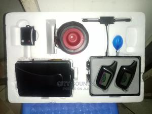 Afritec 2 Way Car Alarm, Free Delivery Within Nairobi Cbd.   Vehicle Parts & Accessories for sale in Nairobi, Nairobi Central